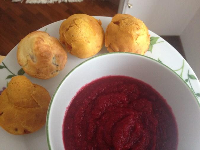 Hummus rosso