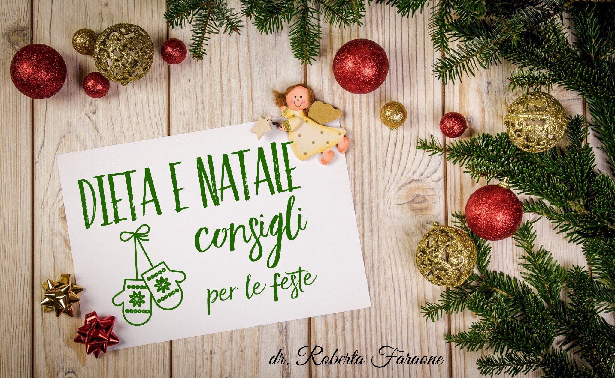 Dieta e Natale: consigli per le feste