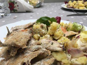 Come cucinare il pesce per la dieta