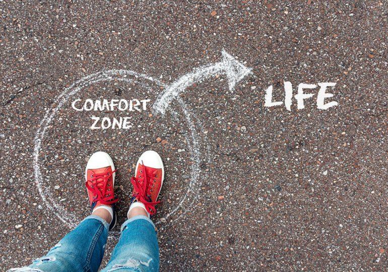 Comfort zone: 5 consigli per uscirne