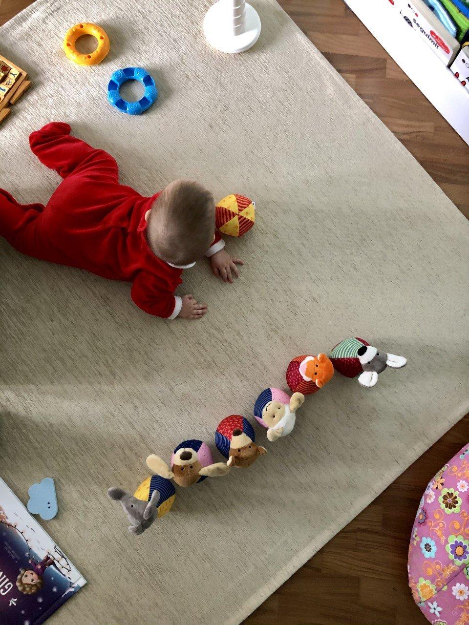 Regali per i più piccoli (0-9 mesi): una guida per la scelta